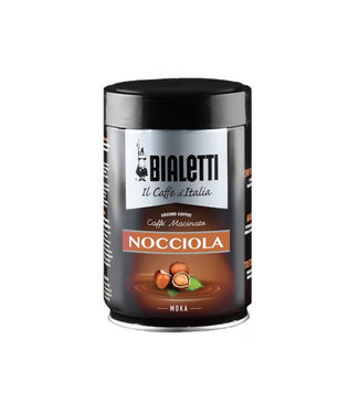Bialetti Moka Nocciola gemalen 250 gram