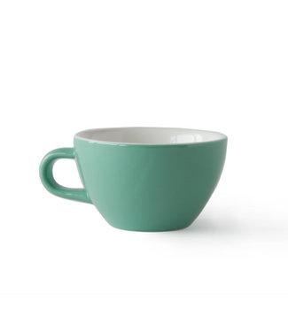 ACME & Co. Cappuccino kop 190 ml groen 6 stuks