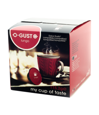 O-Gusto Lungo voor Dolce Gusto
