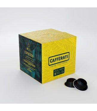 Caffèrati Lungo Firenze voor Dolce Gusto®  XXL verpakking 6x16 stuks