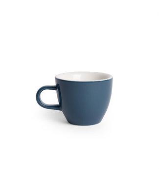 ACME & Co. espresso kop 70 ml donker blauw (whale blue) 6 stuks