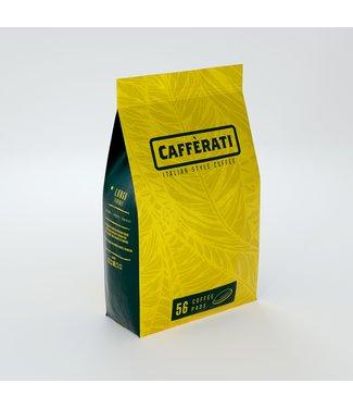 Caffèrati Cafférati Lungo Firenze (Senseo compatible pads)