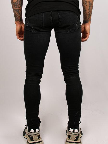 2LEGARE Noah Jeans 102 - Black