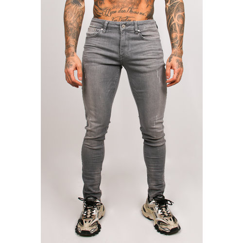 2LEGARE Noah Jeans 104 - Light Grey