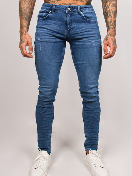 Noah Jeans 204 - Light Blue