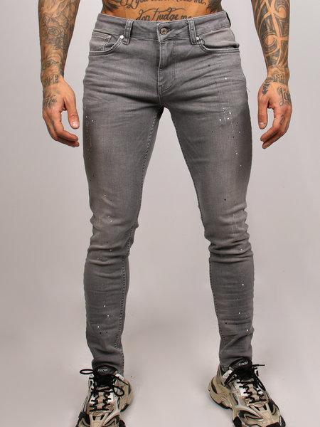 Paint Jeans Light Grey