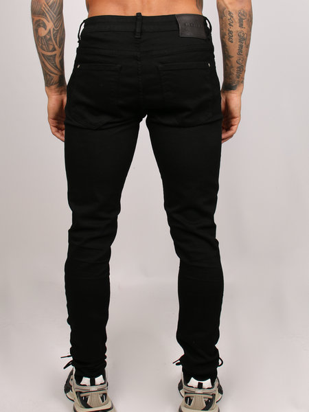 2LEGARE Noah Jeans 101 - Ultra Black