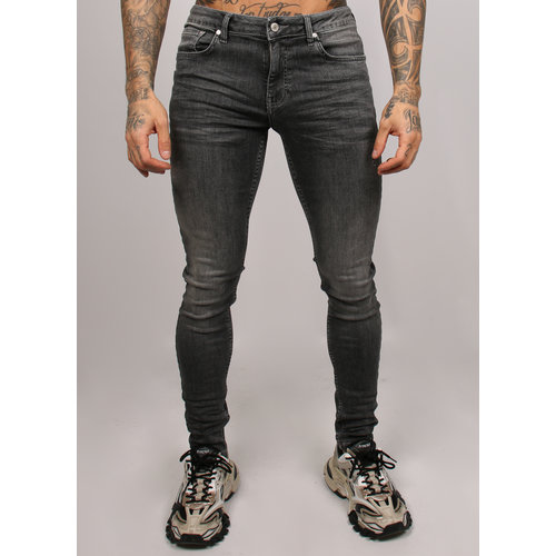 2LEGARE Noah Jeans 103  - Mid Grey