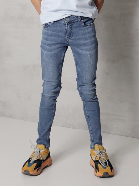 Kids Noah Jeans - Light Blue