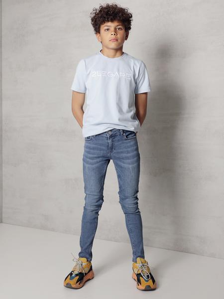 2LEGARE Kids Noah Jeans - Light Blue