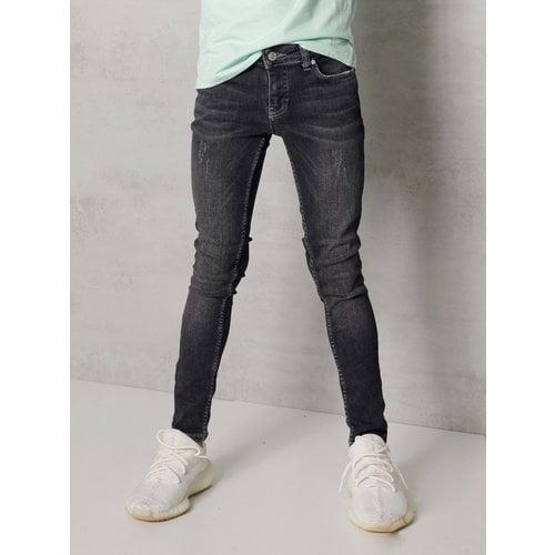 2LEGARE Kids Noah Jeans - Mid Grey