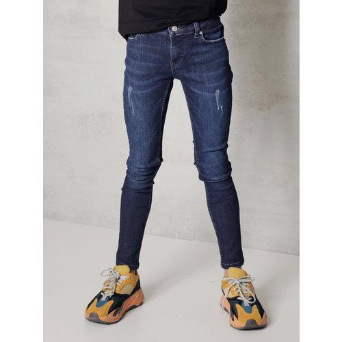2LEGARE Kids Noah Jeans - Dark Blue