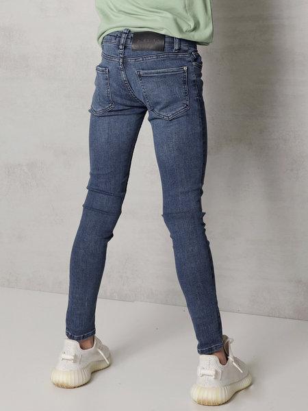 2LEGARE Kids Noah Jeans - Solid Blue