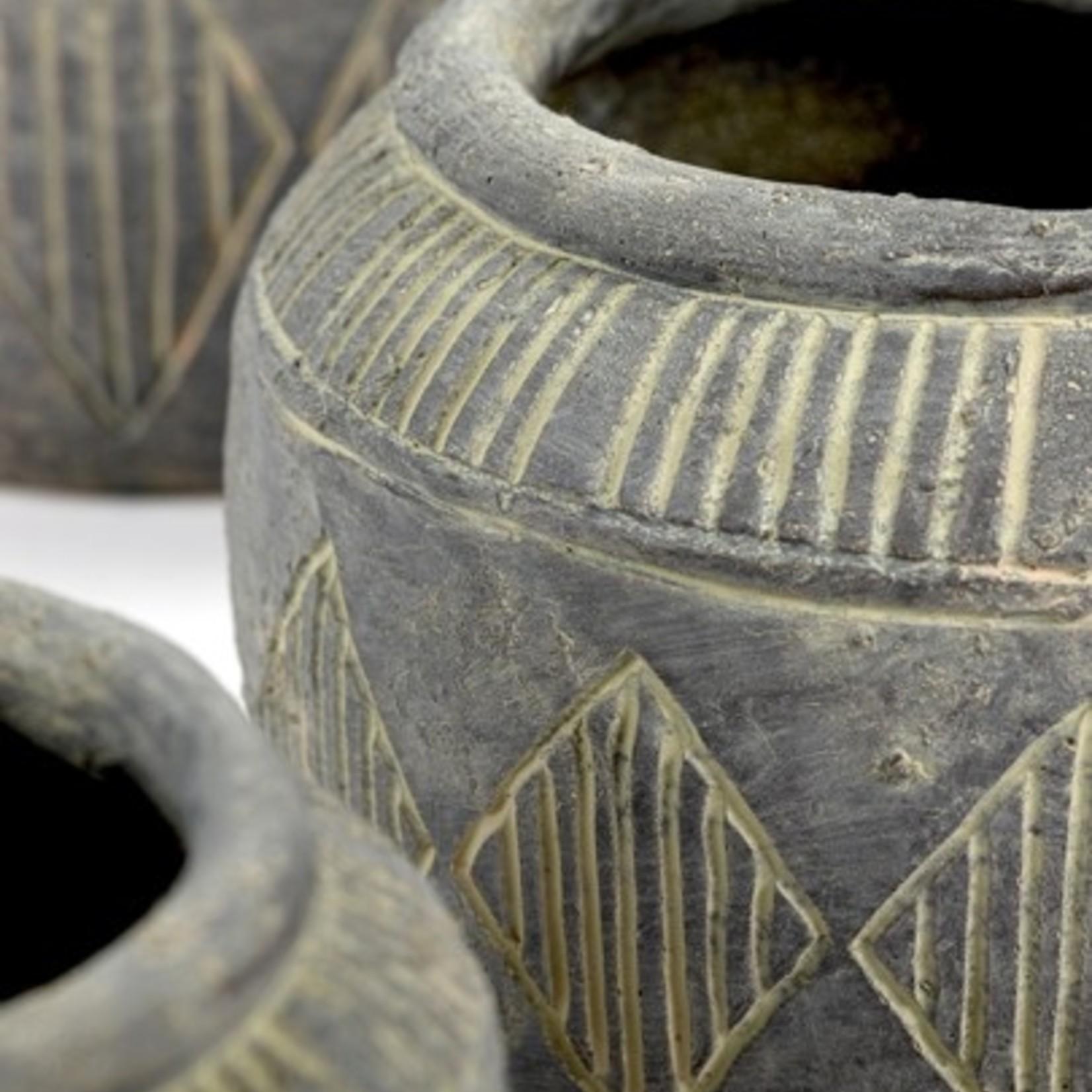 SERAX Stenen pot Farao