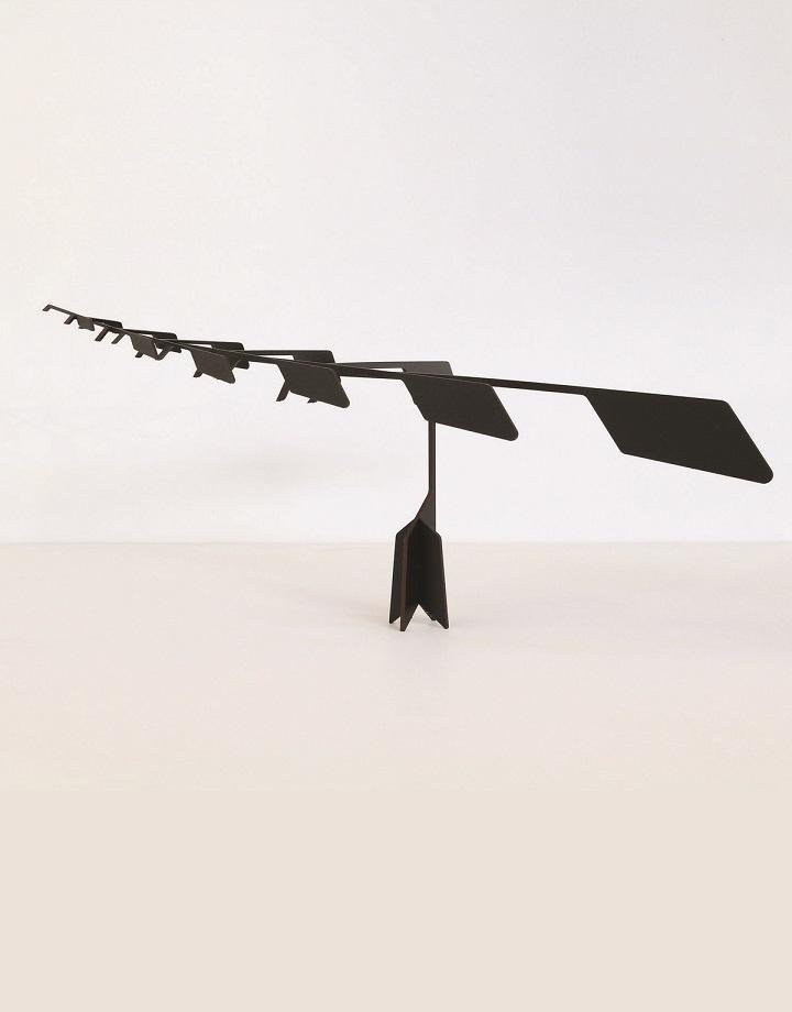 Balancer puzzel - zwart