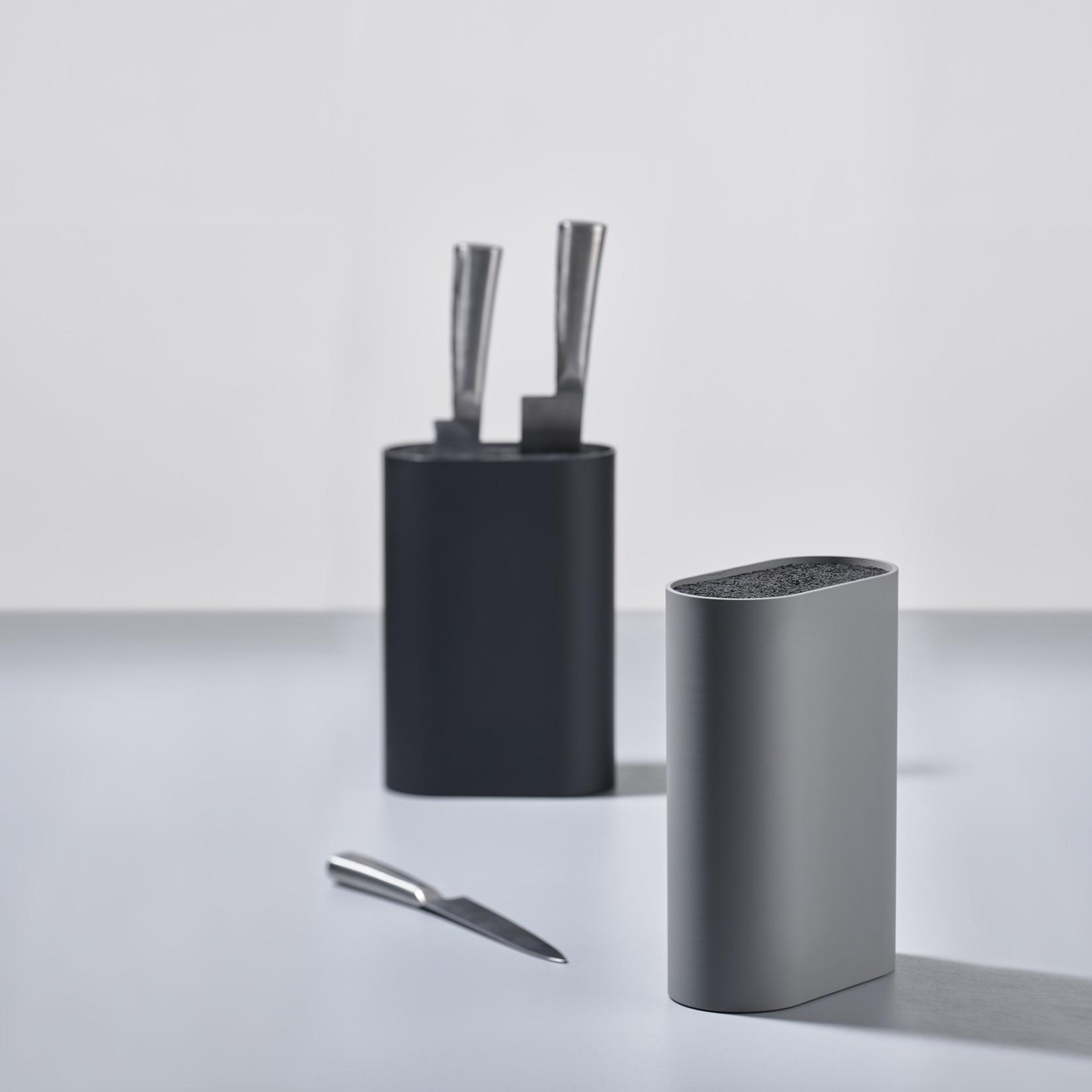 ZoneDenmark Messenblok - Zwart