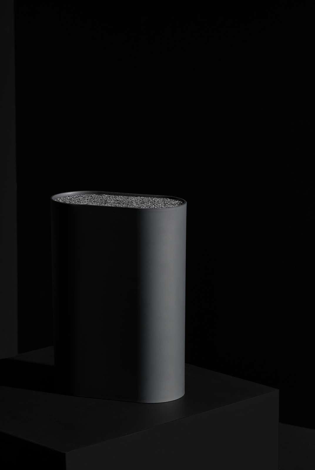 Messenblok - Zwart