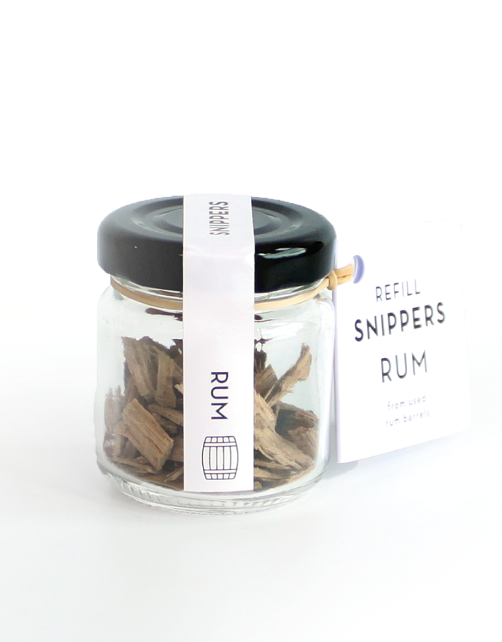 Snippers refill - Rum