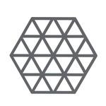 ZoneDenmark Siliconen onderzetter - Grijs