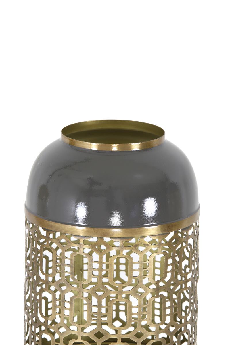 Tafellamp - ROHUT  - donker warm grijs