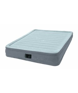 1 persoons Full Comfort Plush Mid Rise Airbed Kit