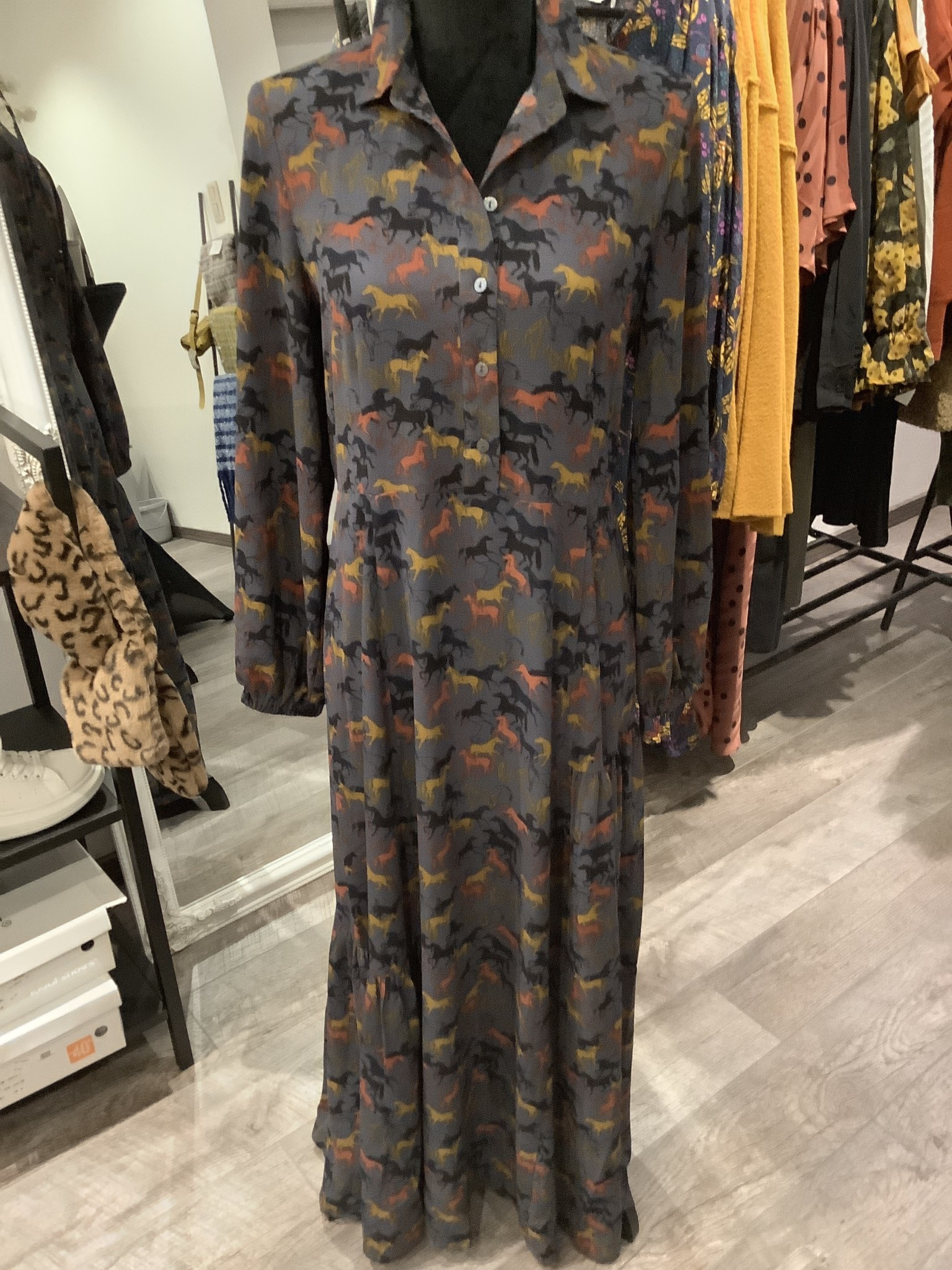 NUMPH NUMPH - NUMAREIKE IRIA DRESS