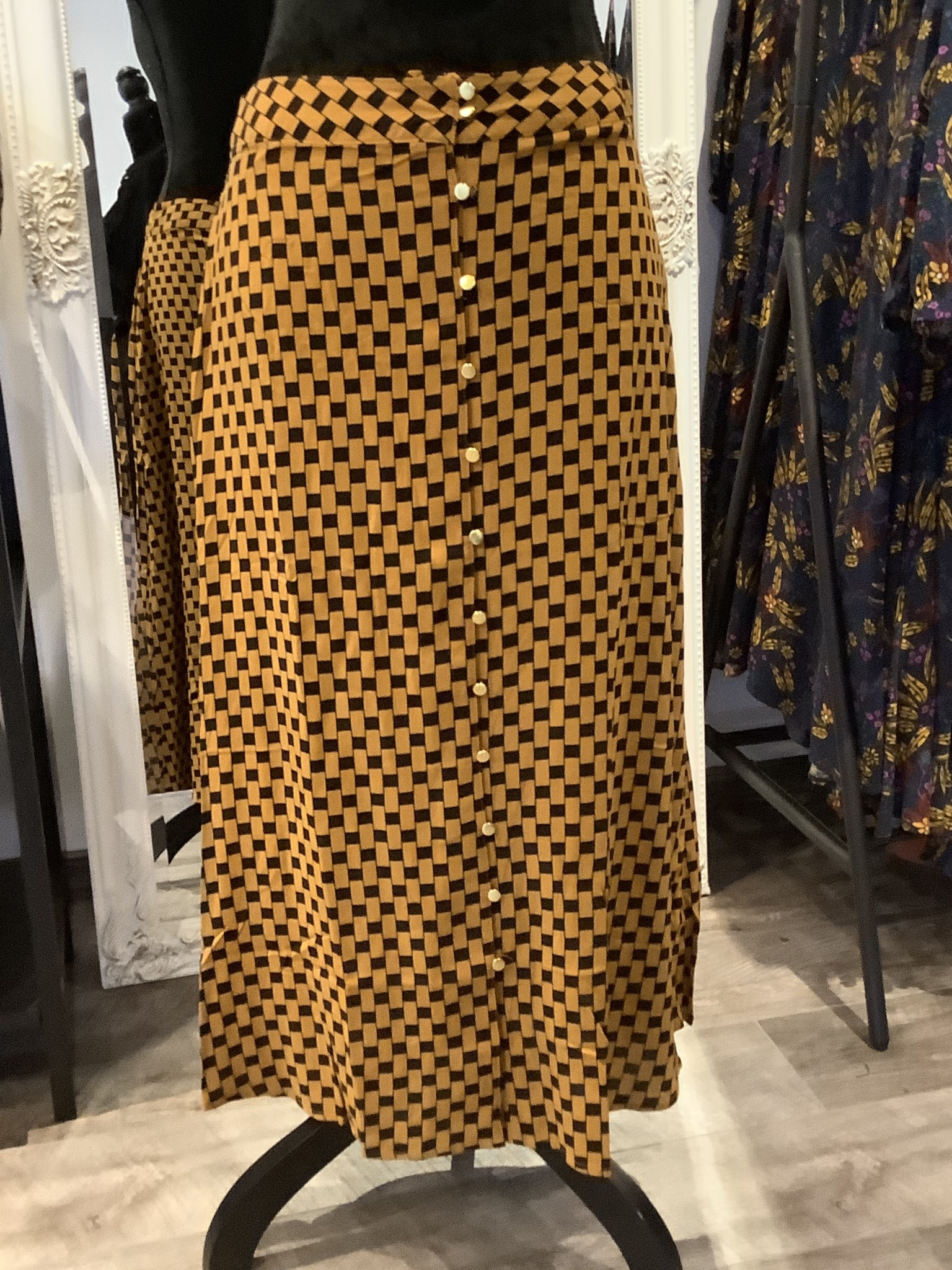 OBJECT Object - objdinah hw maxi skirt