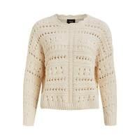 OBJECT Object - objclarisa gladys l/s knit pull