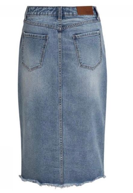 OBJECT OBJECT - Objilya denim skirt