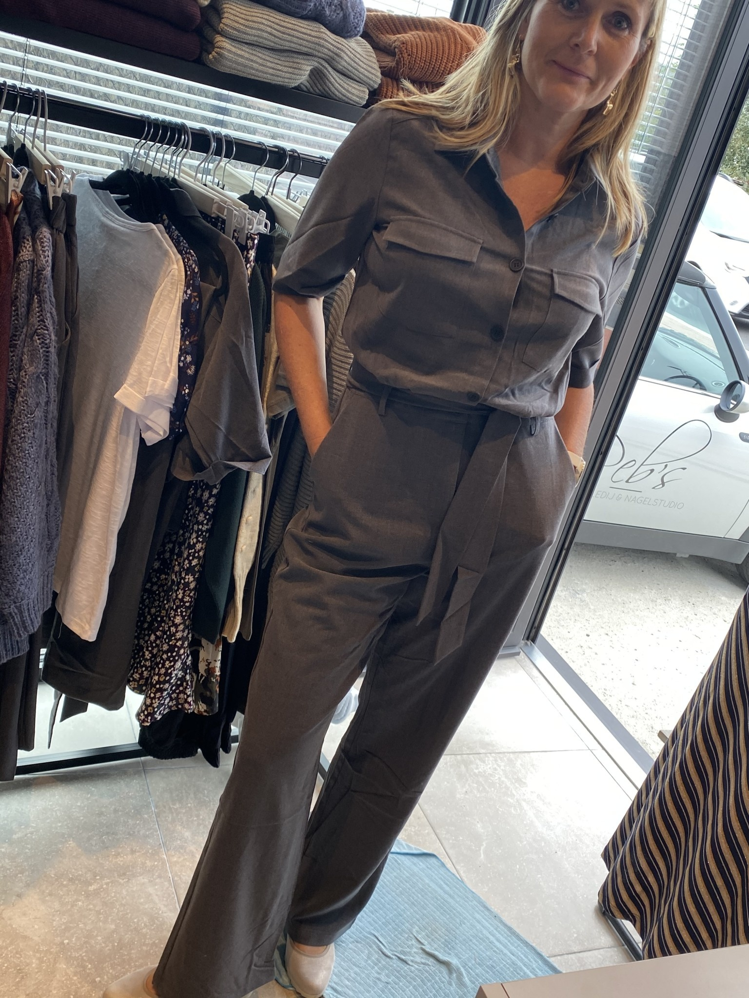 B.Young B.YOUNG - bydanta jumpsuit