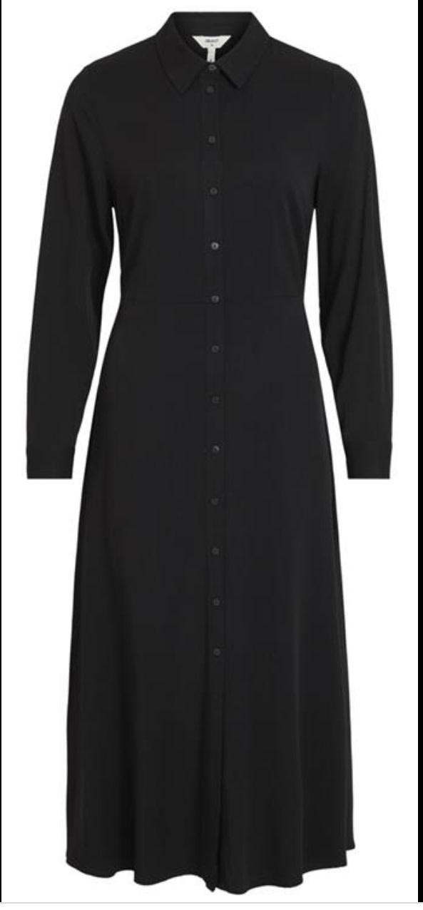 OBJECT OBJECT - objbaya l/s long shirt dress