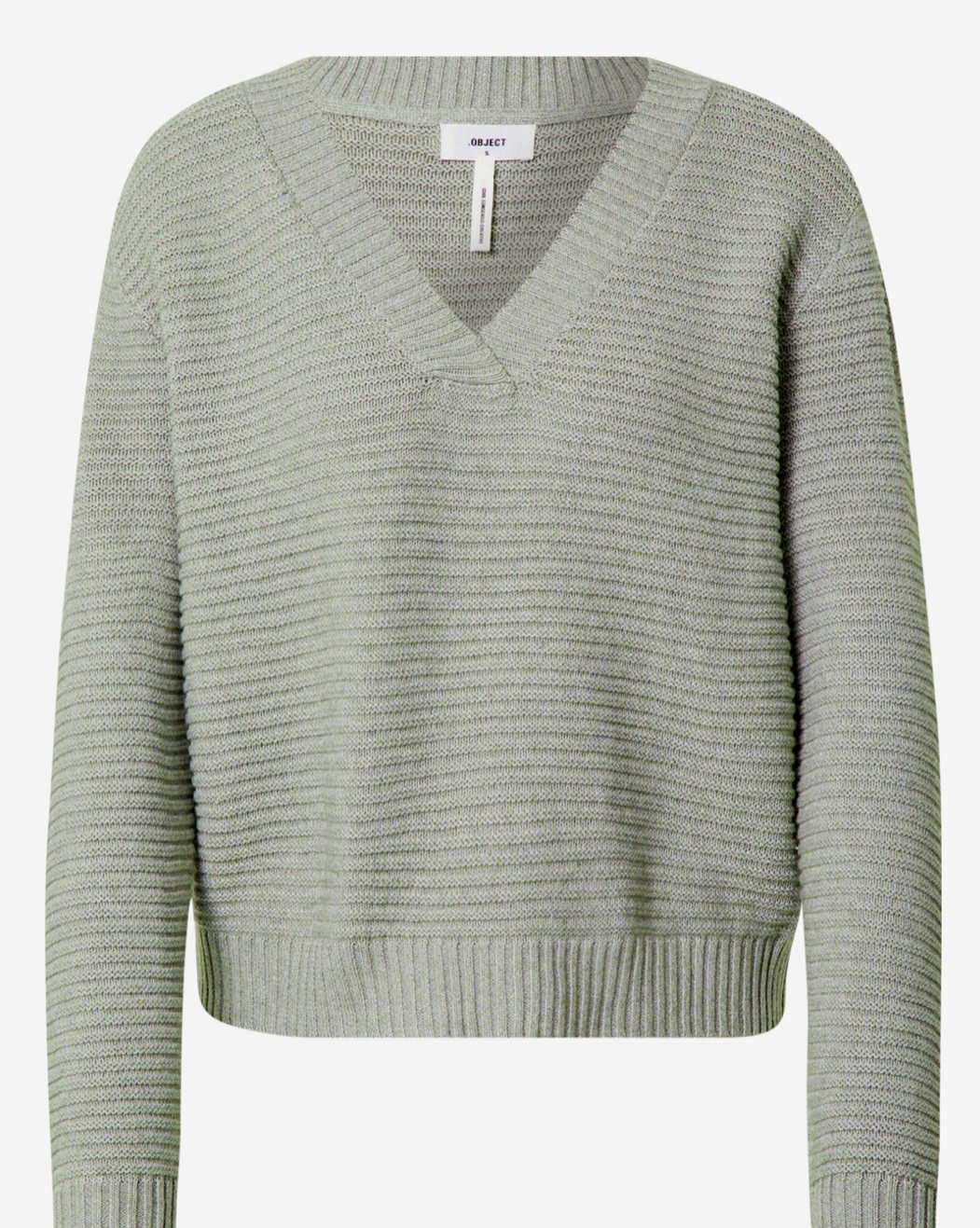 OBJECT OBJECT - objcanice l/s knit pullover rep