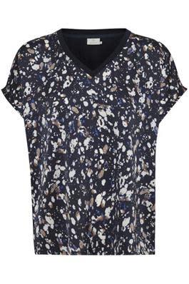 KAFFE KAFFE - kabita line blouse