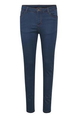 KAFFE KAFFE - kaandy straight jeans