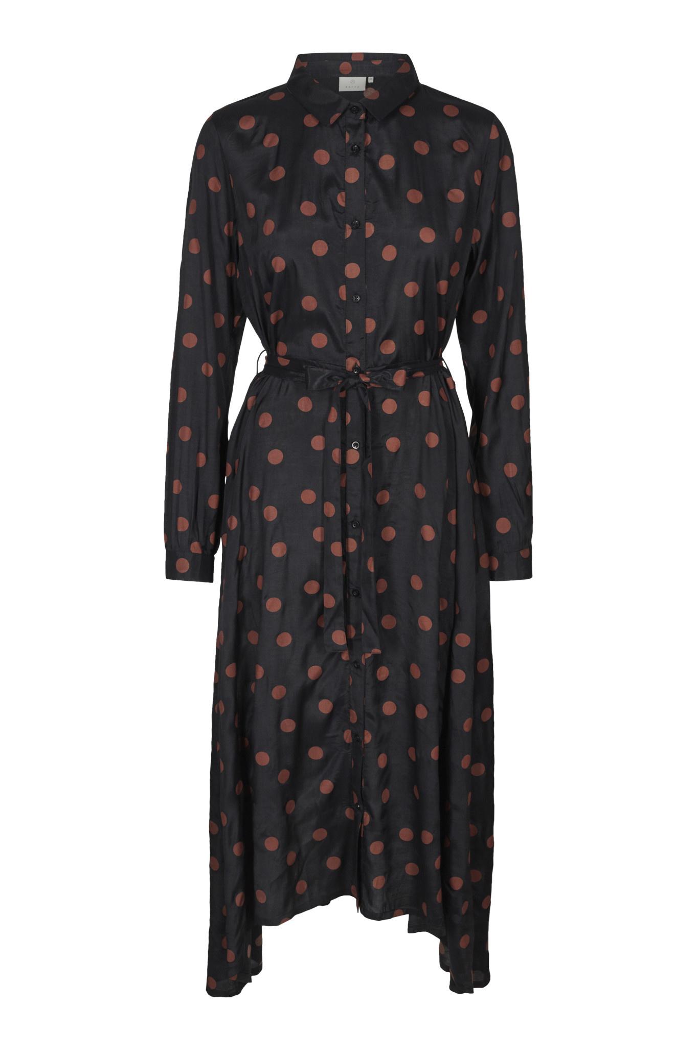 KAFFE KAFFE - kaoline dress