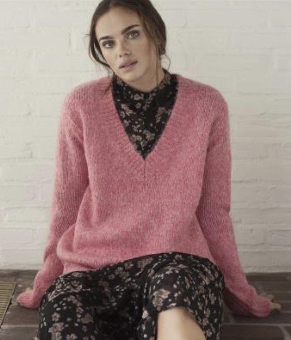 KAFFE KAFFE - kaberit knit pullover