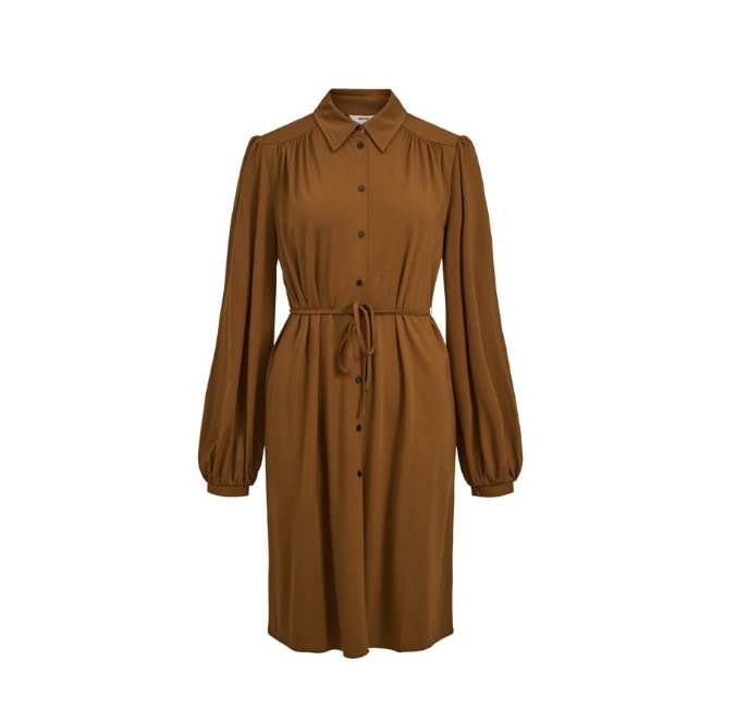 OBJECT OBJECT - objlay l/s dress