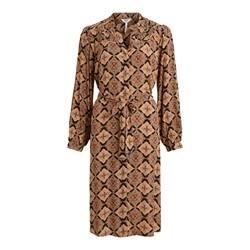 OBJECT OBJECT - objlisa l/s shirt dress 111