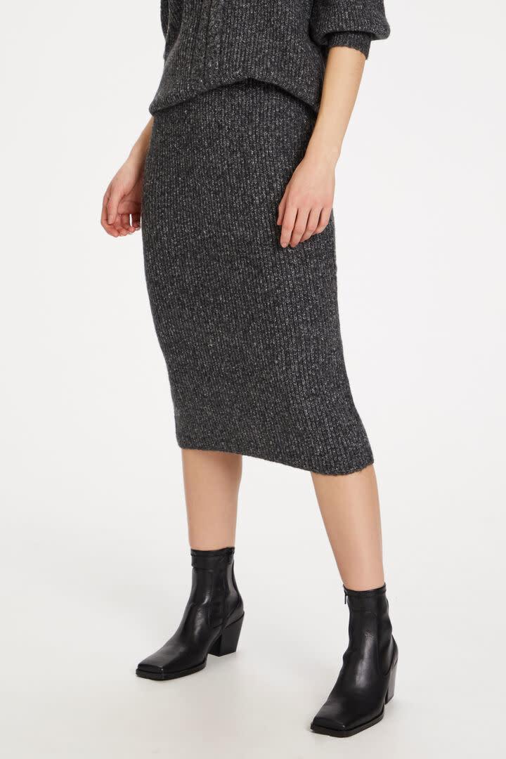 KAFFE KAFFE - kabetina knit skirt