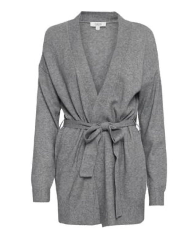 B.Young B.YOUNG - bymilo belt cardigan