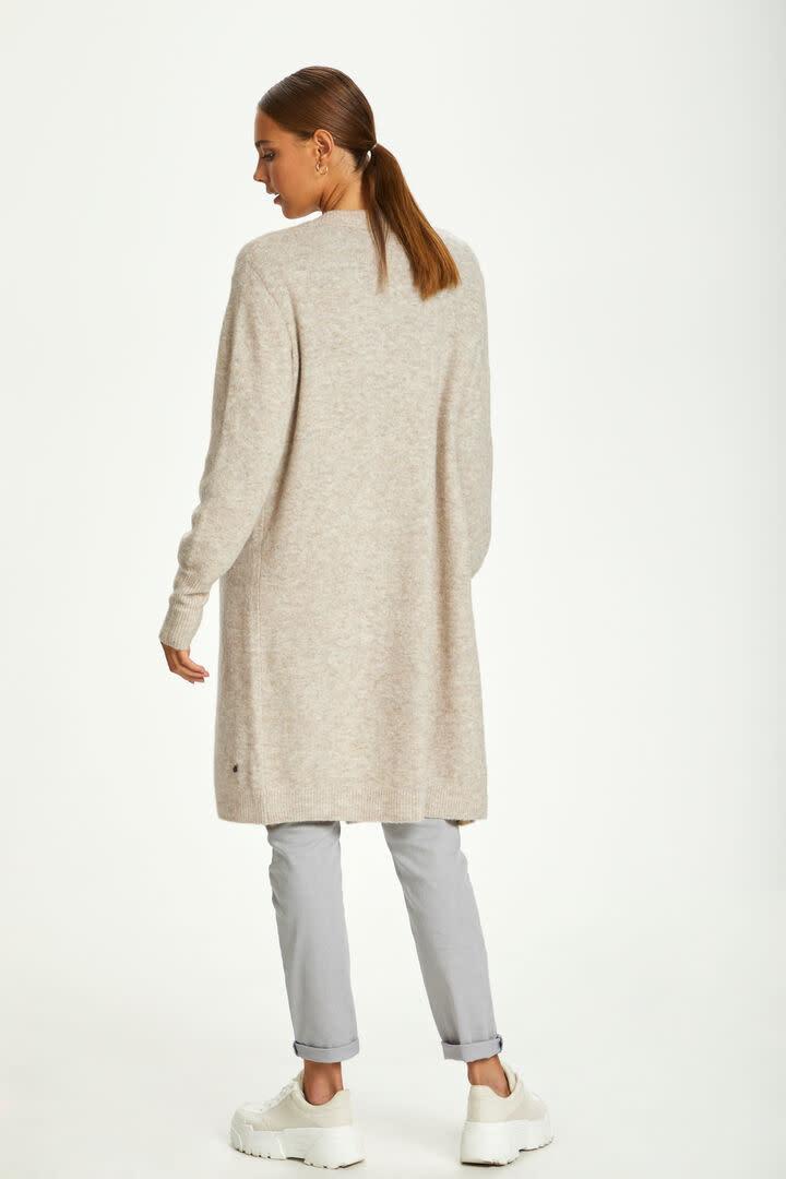 CREAM CREAM - crangha knit long cardigan