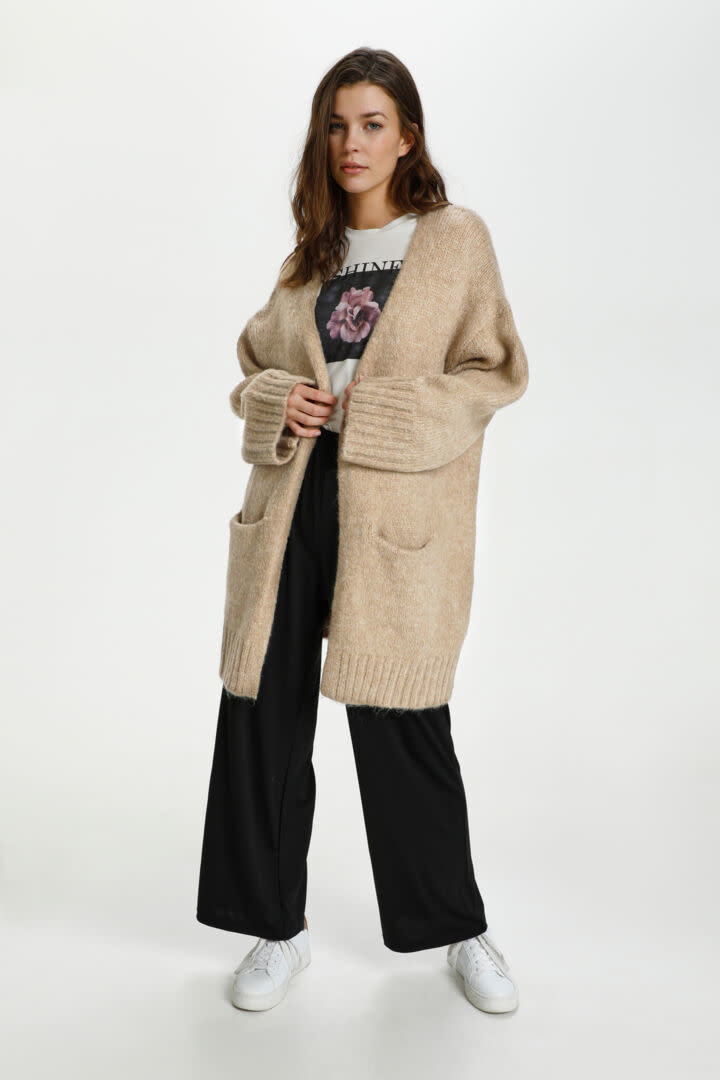 KAFFE KAFFE - kajulita knit cardigan