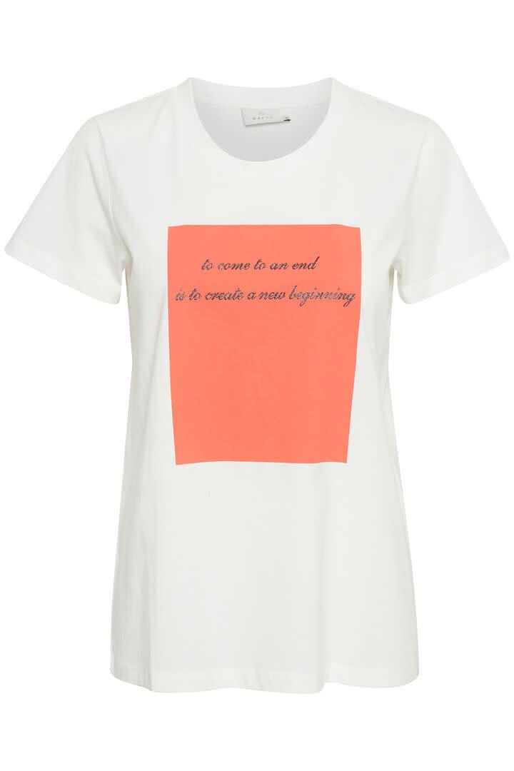 KAFFE KAFFE - kalorana t-shirt