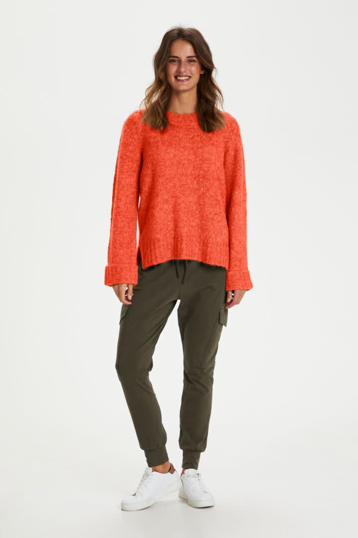 KAFFE KAFFE - kajulita knit pullover