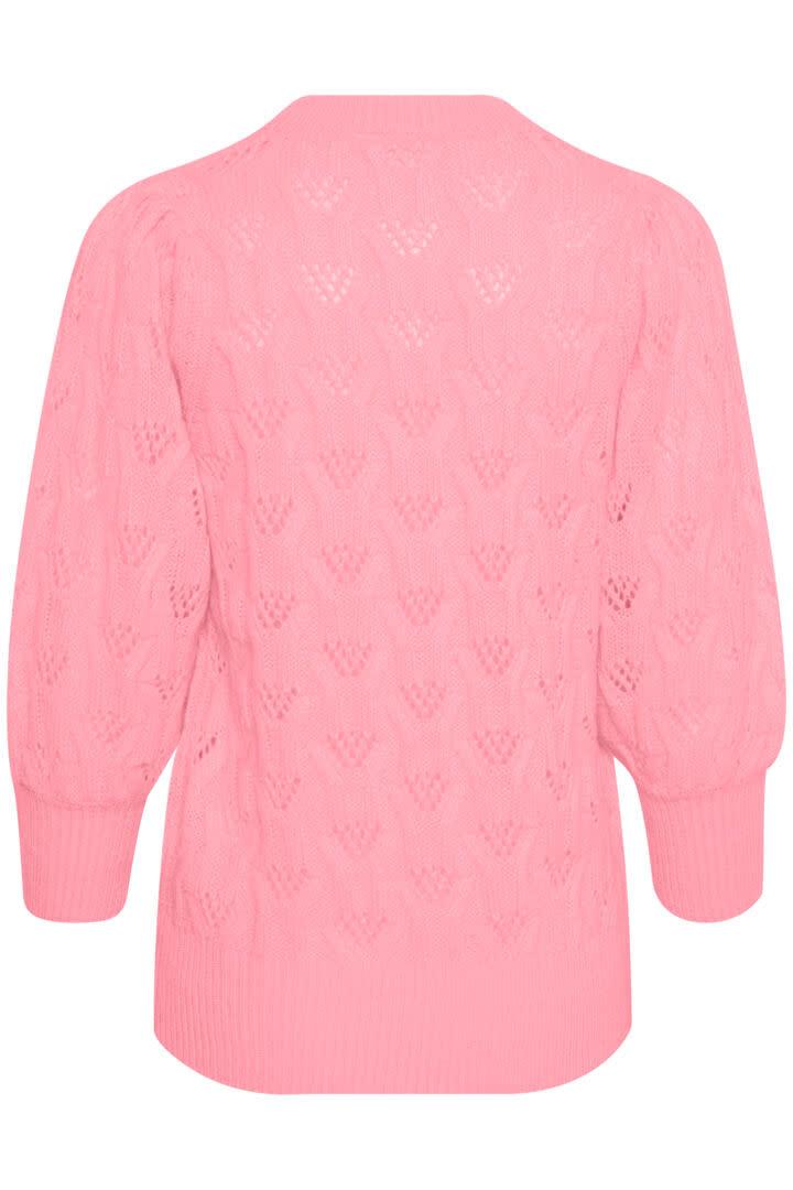 KAFFE Copy of KAFFE - kajasmina pullover roze
