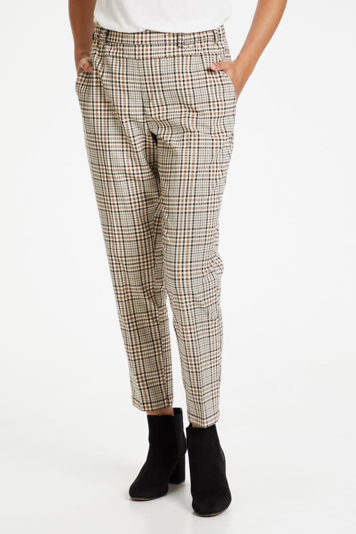 KAFFE KAFFE - kajesla cropped gent pants