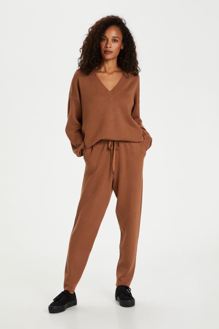 KAFFE KAFFE - kakitlyn knit pullover