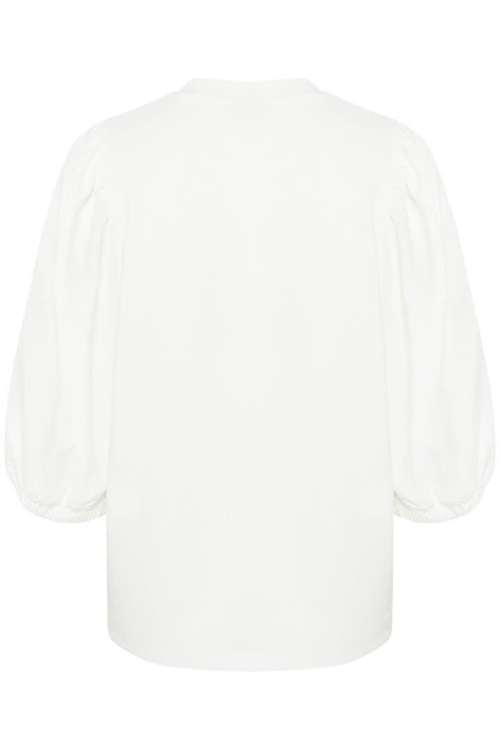 KAFFE KAFFE - kajanna jersey blouse