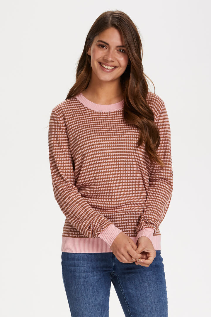 KAFFE KAFFE - kalulu pullover