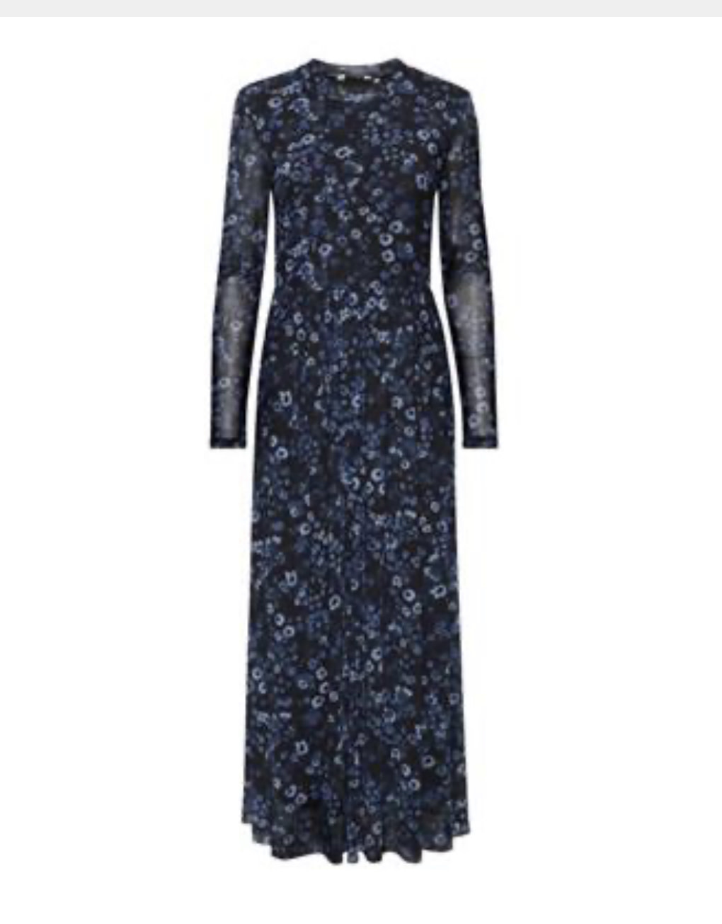 B.Young B.YOUNG - bysannie aop dress